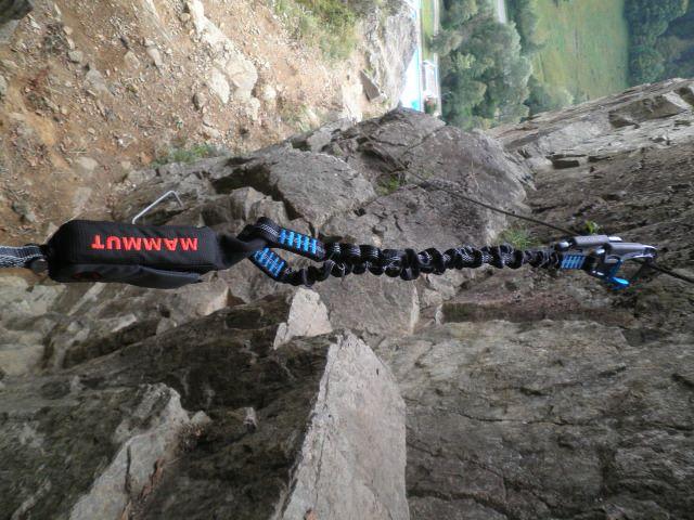 Klettersteigset Preisvergleich : Mammut tec step bionic turn 2 klettersteigset klettersteig
