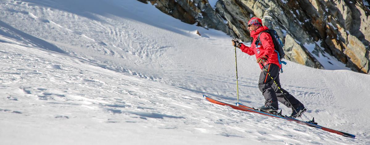 Titelfoto: ROCK'nd SNOW Berg- und Skischule