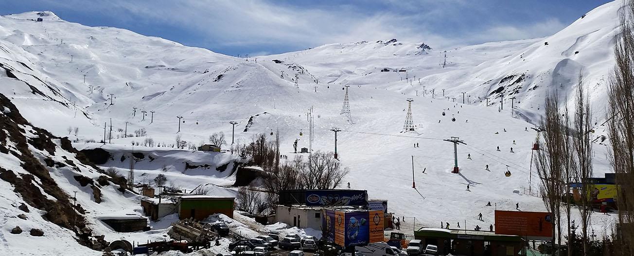 Ausgewählte Skigebiete in exotischen Ländern