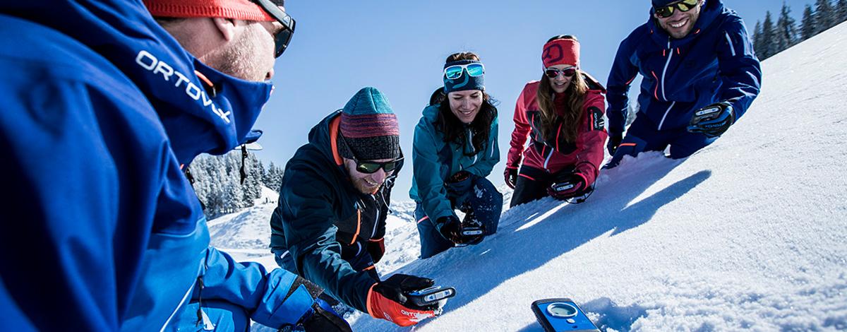 Foto: Ortovox | Hansi Heckmair, ROCK`nd SNOW Ski- und Bergschule