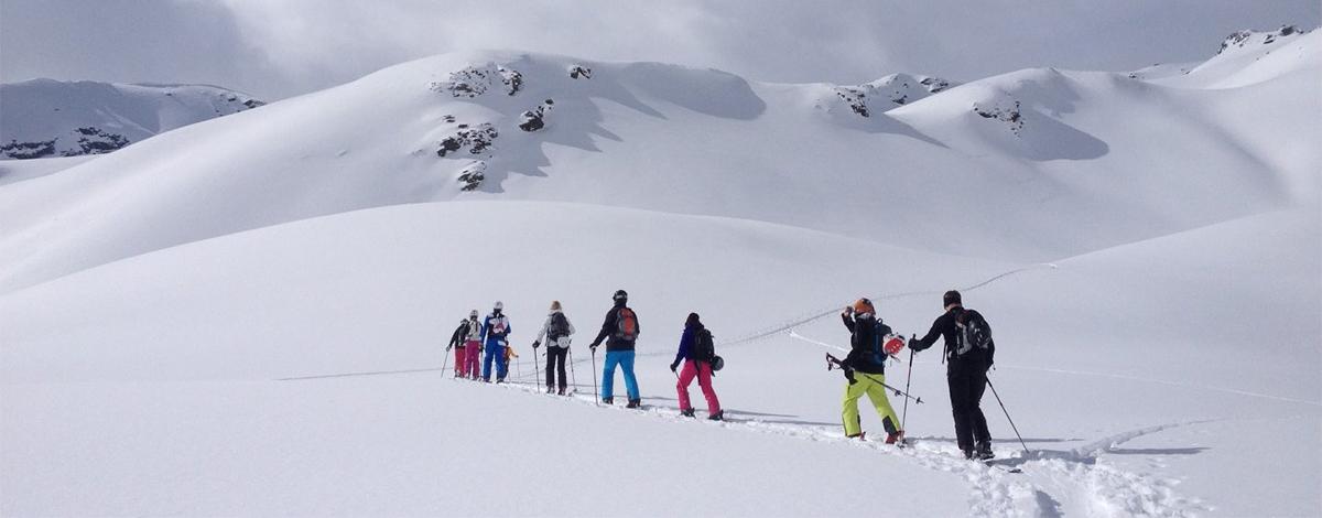 Foto: ROCK'nd SNOW Berg- und Skischule