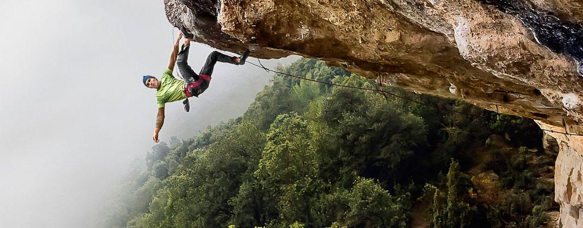 Klettern, Kletterhose, Ausrüstung, Ratgeber, Outdoor