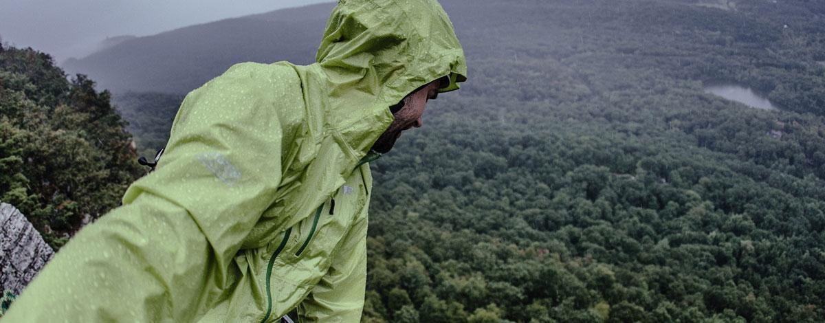 Regenbekleidung, Memrane, wasserdicht