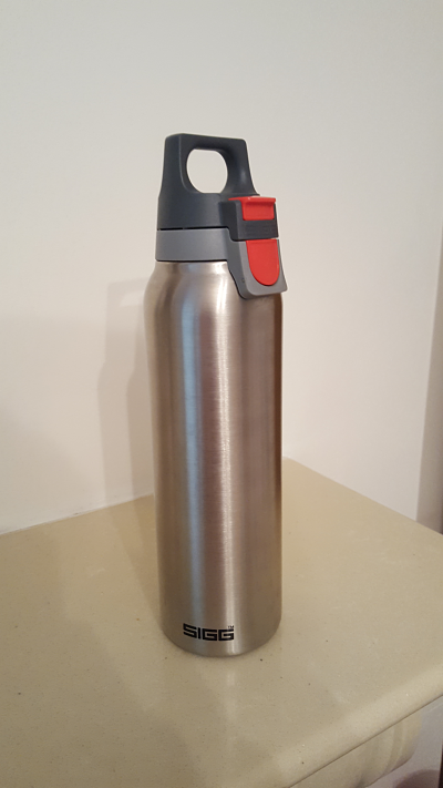 Sigg thermosflasche