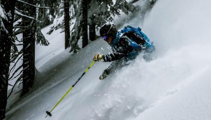 Auch mit einem Lawinenairbag als Notfallausrüstung solltest du kein höheres Risiko eingehen | Foto: ROCK'nd SNOW Berg- und Skischule, Christopher Spiegel