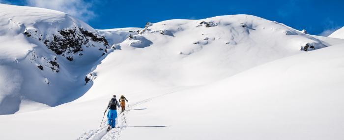 Kupiertes Gelände unterhalb des Wetterkreuzkogels | Foto: Innsbruck Tourismus