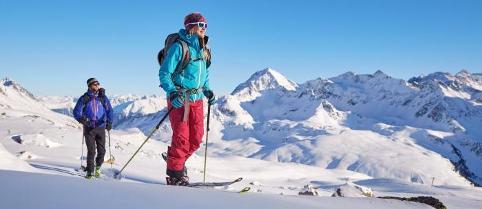 Das Kühtai bietet eine Vielzahl an Tourenmöglichkeiten | Foto: Innsbruck Tourismus