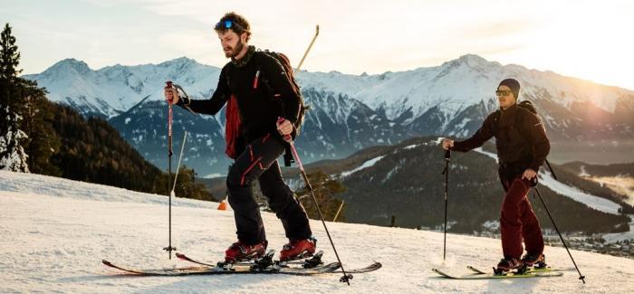 Skitouring ist eine von vielen Ausdauersportarten. Foto: ROCK'nd SNOW Berg- und Skischule, Christopher Spiegel