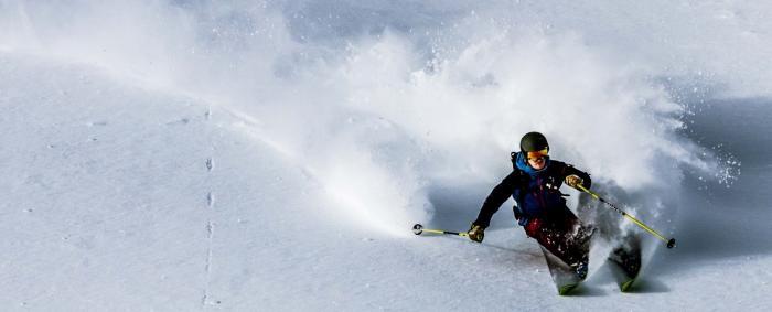 Der Rocker verleiht dir im Powder den nötigen Auftrieb | Foto: ROCK'nd SNOW Berg-und Skischule, Christopher Spiegel