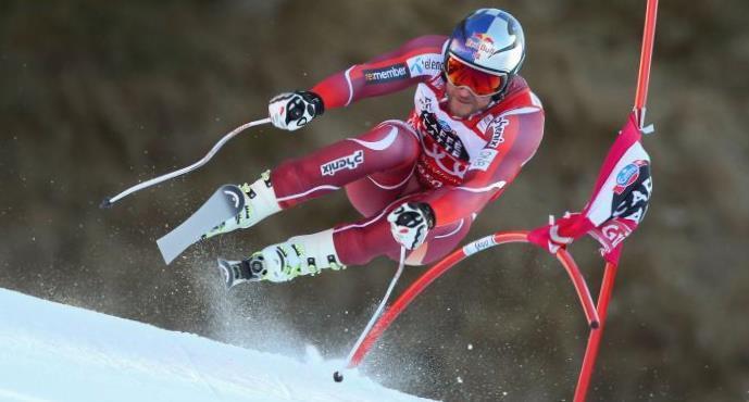 Aksel Lund Svindals Race-Latten sind für den Freizeitsportler nicht geeignet | Foto: Sweet Protection