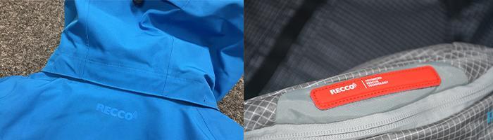 Der Recco-Reflektor wird in die Kleidung oder andere Ausrüstungsgegenstände eingenäht | Foto: OUTSIDEstories