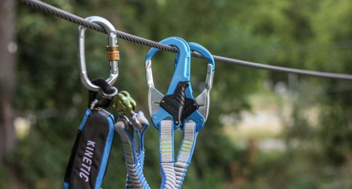 Klettersteigset Camp : Klettersteigcamps achensee