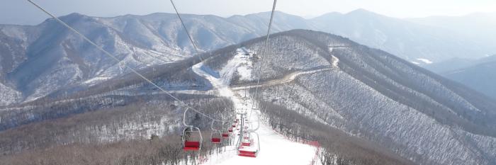 Nordkorea - Masik-Ryong © Uri Tours