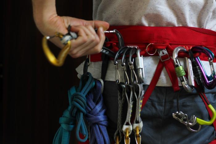 Petzl Klettergurt Sama : Petzl nachrichten so überprüfst du deinen klettergurt richtig