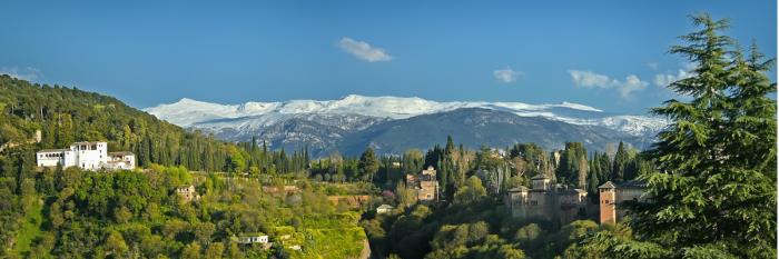 Sierra Nevada © datacuatro