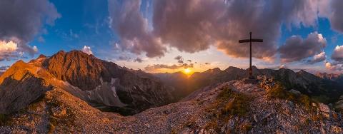 Bergfotografie | Beziehungen zwischen Mensch, Natur und Technik #1