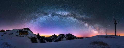 Bergfotografie | Beziehungen zwischen Mensch, Natur und Technik #5
