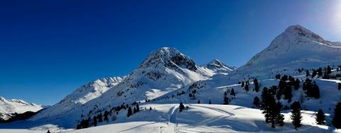 5 Schneeschuh-Wanderungen: Matrei in Osttirol