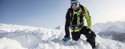 LVS-Gerät, Skitouren, Lawinensicherheit, Gletscher, Pieps, Rettung, Outdoor, Ausrüstung, Ratgeber