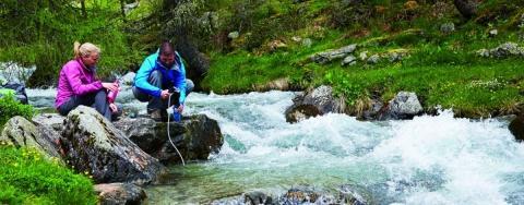 Ausrüstung Wasserfilter Wasseraufbereitung Schutzwasser Bakterien Ratgeber