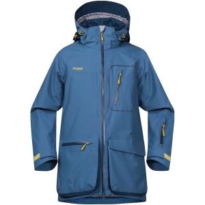 Bergans Kinder Knyken Ins Jacke Blau 140