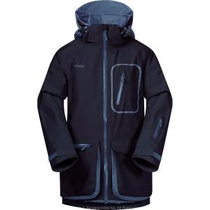 Bergans Kinder Knyken Ins Jacke Blau 128