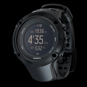 Suunto Ambit 3 Peak - GPS Uhr für Abenteurer- black