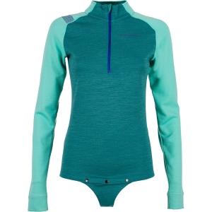 La Sportiva Damen Air Bodysuit Blau XS