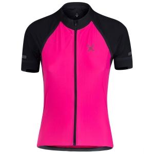 Montura Damen Quarzo Full Zip Trikot Pink M