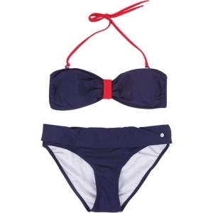 Alprausch Damen Felchen Freda Bikini Blau S