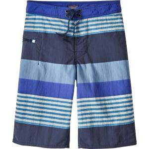Patagonia Kinder Boys Wavefarer Shorts Blau XL
