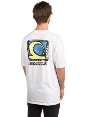 Quiksilver Durable Dens Way T-Shirt