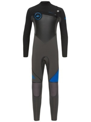Quiksilver 3/2 Syncro+ Chest Zip Lfs Wetsuit Boys