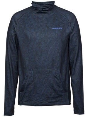 Armada Rotor Light Hooded Tech Tee LS