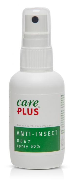 Care Plus Anti Insect Deet 50% Spray