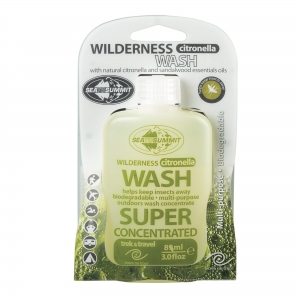 sea to summit Wilderness Wash with Citronella Duschgel