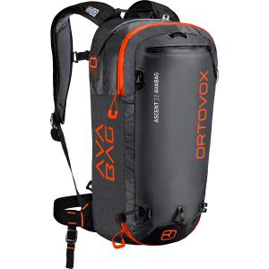 Ortovox Ascent 22 Avabag Lawinenrucksack Schwarz