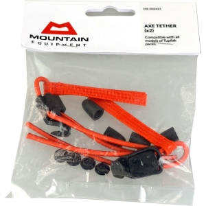 Mountain Equipment Ice Axe Shaft 2x Tether Orange