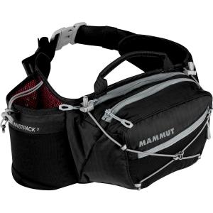 Mammut Lithium Waistpack 3 Hüfttasche Schwarz