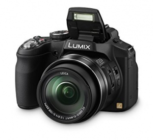 PANASONIC Lumix FZ200 - Digitalkamera