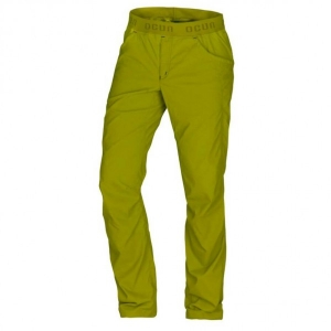 Ocun - Mánia Pants - Kletterhose Gr S - Regular orange/oliv
