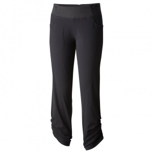 Mountain Hardwear - Women's Dynama Pant - Kletterhose Gr L - Long;L - Regular;L - Short;M - Long;M - Regular;M - Short;S - Long;S - Regular;S - Short;XL - Long;XL - Regular;XL - Short;XS - Long;XS - Regular;XS - Short schwarz;schwarz/grau