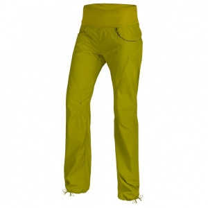 Ocun - Women's Noya Pants - Kletterhose Gr XXS - Regular orange/oliv