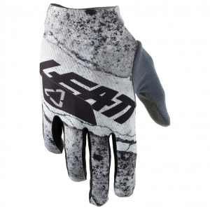 Leatt - Glove DBX 1.0 With Padded XC Palm - Handschuhe Gr L grau/schwarz
