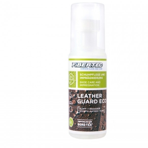 Fibertec - Leather Guard Eco Gr 100 ml grün/weiß