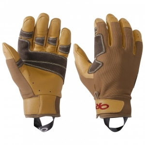 Outdoor Research - Direct Route Gloves Gr L;M ;braun