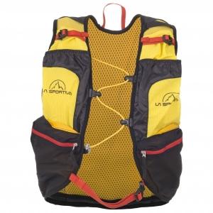 La Sportiva - Sky Vest - Trailrunningrucksack Gr L;S orange/schwarz