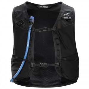 Arc'teryx - Norvan 7 Hydration Vest - Trailrunningrucksack Gr L schwarz