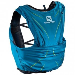Salomon - ADV Skin 12 Set - Trailrunningrucksack Gr M/L;XL blau/schwarz