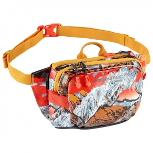 Eagle Creek - Wayfinder Waist Pack Colored - Hüfttasche orange/grau/rot